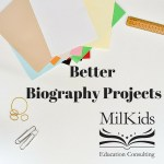 Better Biography Projects