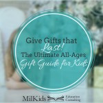 Give your kids easy gifts they'll love for years with these fun and educational ideas!