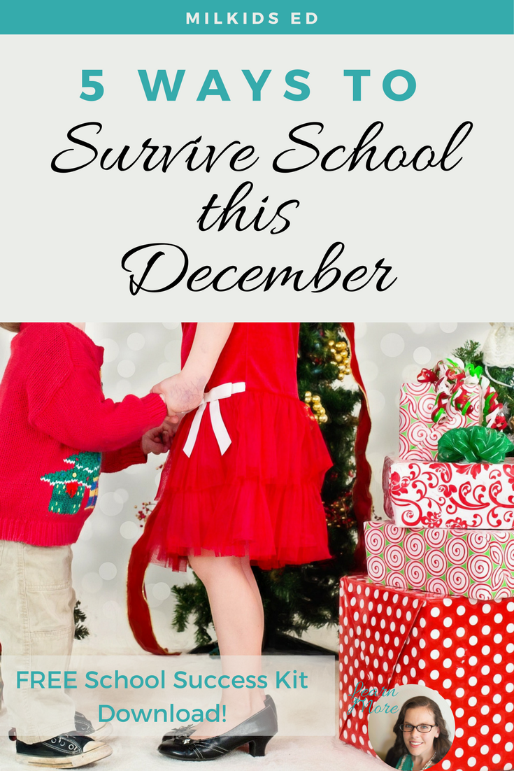 Three straight weeks of school is hard! Make it fun at home with these super easy activities. Keep your spirits bright!   Meg Flanagan, MilKids Ed   Make the K-12 Journey Easier   Get FREE parenting resources: http://eepurl.com/c1i809