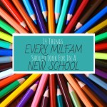 Look for these 14 things when you are choosing a new school for your military family