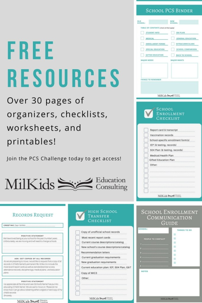 Get over 30 pages of FREE printables and resources for busy parents to help children in school. Get access to these hyperorganized printables with clean design today!