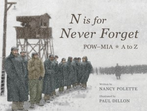 N is for Never Forget is the perfect POW-MIA book for kids!
