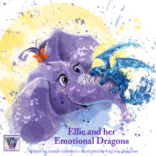 Use Ellie and her emotional dragons to help your child navigate their big feelings