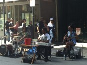 Jazz on the street