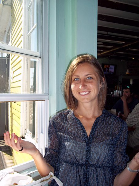 Jen McNamee, Senior Manager of Partnerships