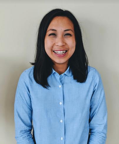 Trucy Phan, Senior Product Designer at Yello