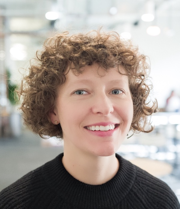 Today's Tech Role Model is Heather Stetson. Heather is a technical writer for Mapbox.