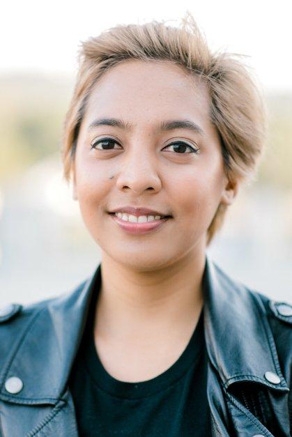 Today's Role Model is Ruzanna Rozman. Ruzanna is a UX Product Deisgner at Alchemy.