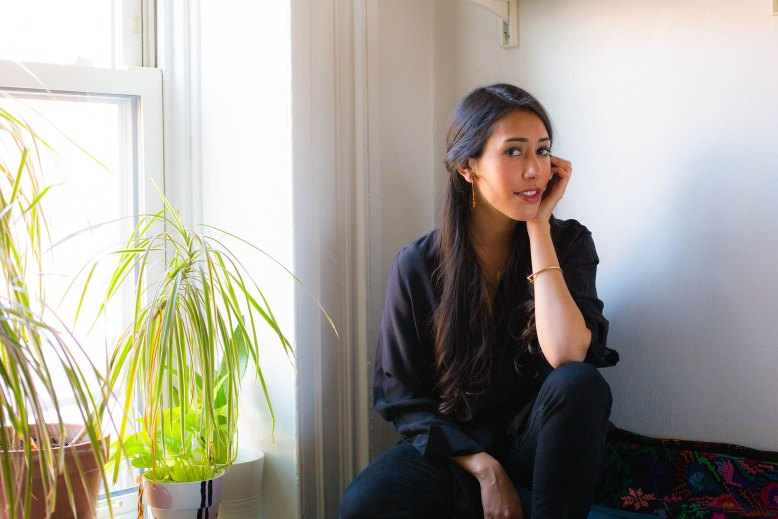Today's Tech Role Model is Tania Lili. Tania is the Head of Visual Design at Genius.