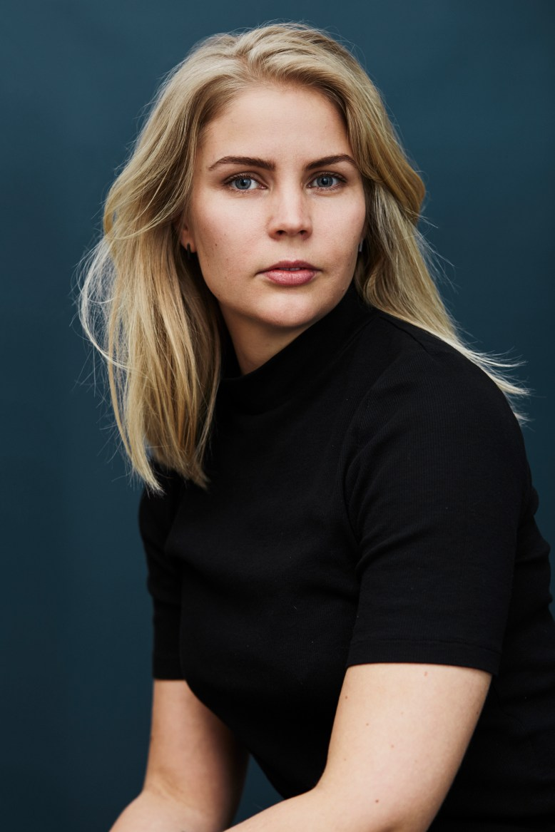 Today's Tech Role Model is Saana Hellsten. Saana is a Finnish founder and art director at Studio Hellsten.