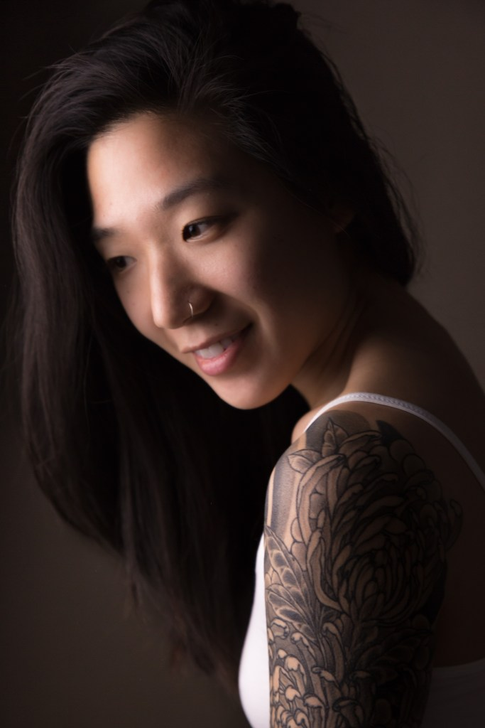 Today's Tech Role Model is Annabelle Kim. Annabelle is a UX designer at Pond5.