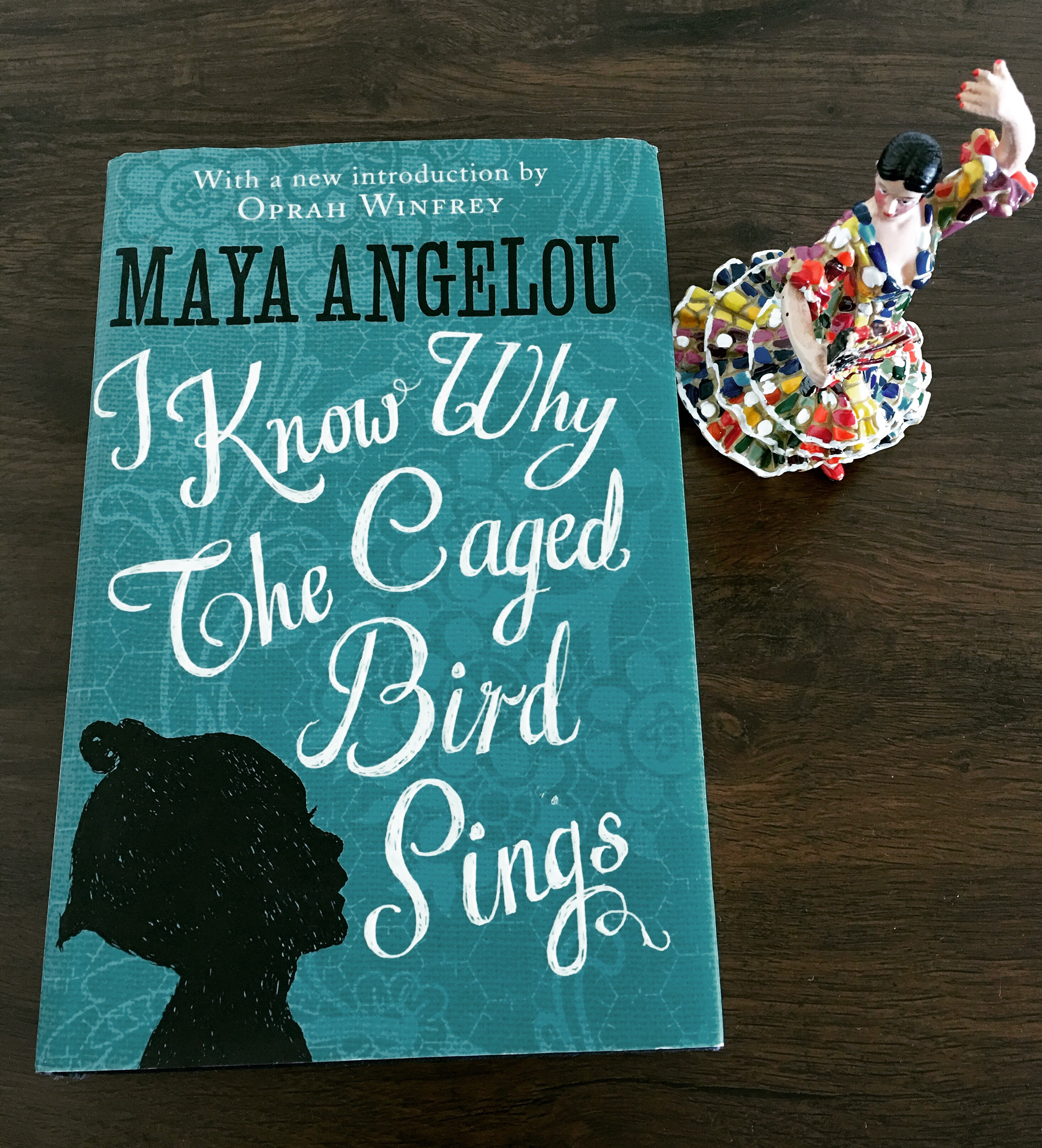 I Know Why The Caged Bird Sings Maya Angelou Megsblogged