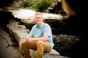 Rochester Michigan High School Senior Photographer