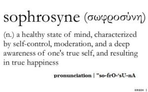 sophrysyne
