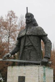 Statue of Vlad