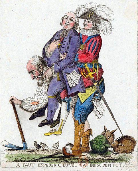 estates caricature