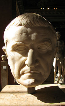 Bust of Crassus