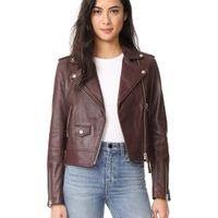 Mackage Baya Moto Jacket