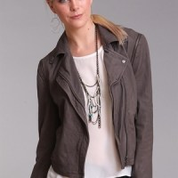 Line Franklin Leather Jacket