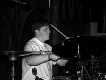 Jordan Brett - Drums