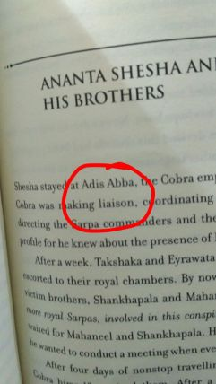 This is supposed to be Adis Ababa