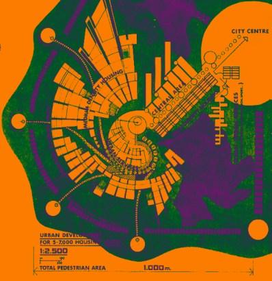 Rick Meghiddo, Ruth Meghiddo, Meghiddo Architects, www.architectureawareness.com , www.rick-RE.com , www.naturaltowergarden.com , First Prize, design competition, Israel, urban design, Ram Karmi, Bruno Zevi, L'Espresso