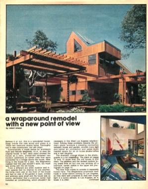 Rick Meghiddo, Ruth Meghiddo, Meghiddo Architects, www.architectureawareness.com , www.rick-RE.com , www.naturaltowergarden.com , Los Angeles Times, Rochester, Westwood, Los Angeles