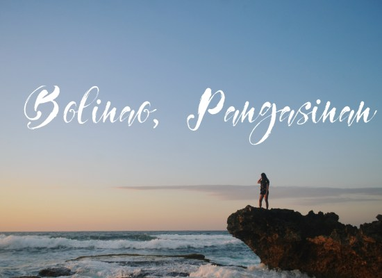 Bolinao Travel Guide 2019: Places To Visit + Sample Itinerary + Budget