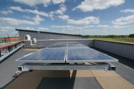 Production d'eau chaude solaire