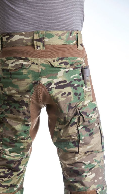 Disruptive Combat Pants Rear Flex