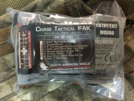 CHASE TACTICAL IFAK / BASIC MEDICAL REFILL Kit