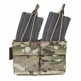 Double Rifle Mag Pouches