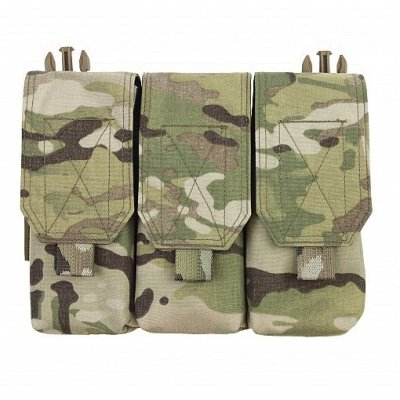 Triple Covered M4 Pouch Panel