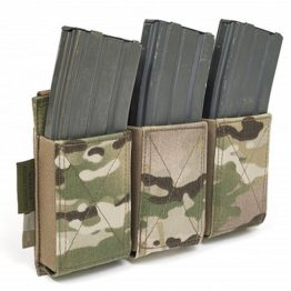 Warrior Assault Systems Triple ElasticMag Pouch
