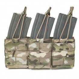 Warrior Assault Systems Triple Snap Mag Pouch
