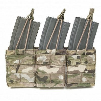 Triple Snap Mag Pouch for M4