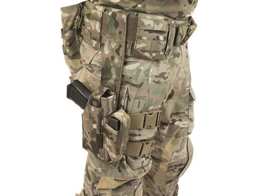 Warrior Assault Systems Gunfighter belt Drop Leg