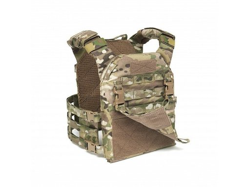 Warrior Assault Systems Recon Plate Carrier Front View