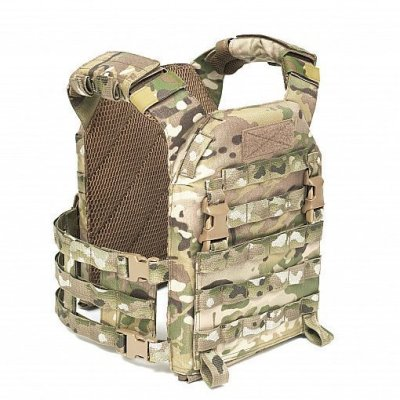 Warrior Assault Systems Recon Plate Carrier Multicam