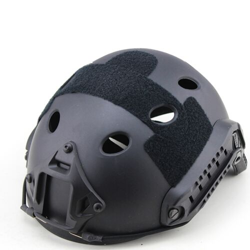 Chase Tactical BUMP Helmet BLACK