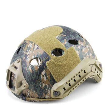 Chase Tactical BUMP Helmet Digital woodland