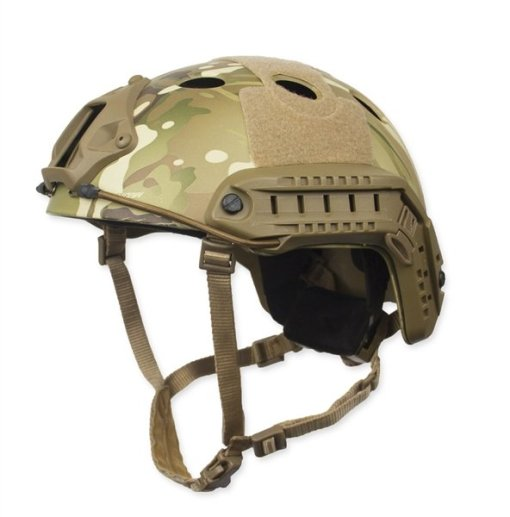 Chase Tactical Bump Helmet Kit
