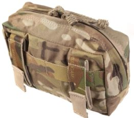 Raine Tactical Horizontal Pouch Molle