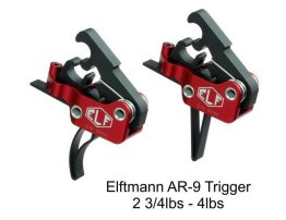 ELF AR-9 Match Trigger