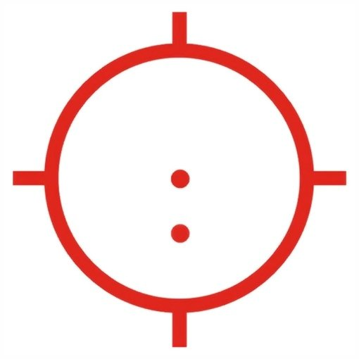EXPS2-2 Reticle