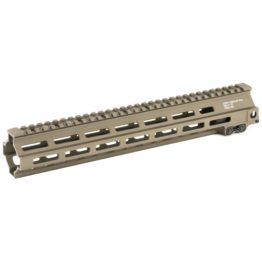 Geissele 13″ Super Modular Rail MK4 M-LOK Desert Dirt Color Review