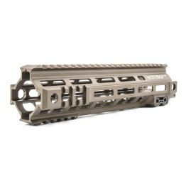 Geissele 9.5″ Super Modular Rail MK4 M-LOK Desert Dirt Color