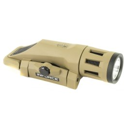 Haley Strategic INFORCE 400L Weapon Mounted Light Tan