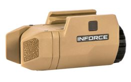 Inforce APLc Weapon Mounted Light - FDE