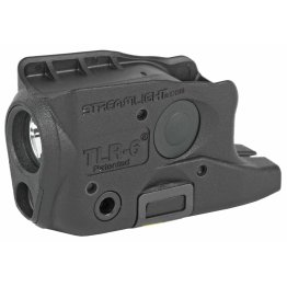 Streamlight TLR-6 Gun Mounted Tactical LED Light For Glock